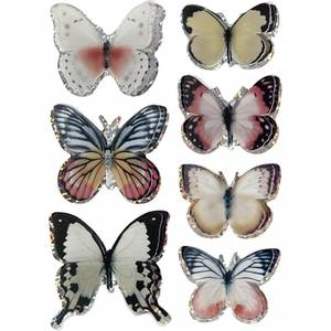 Bilde av 3D Stickers, str. 26-48 mm,