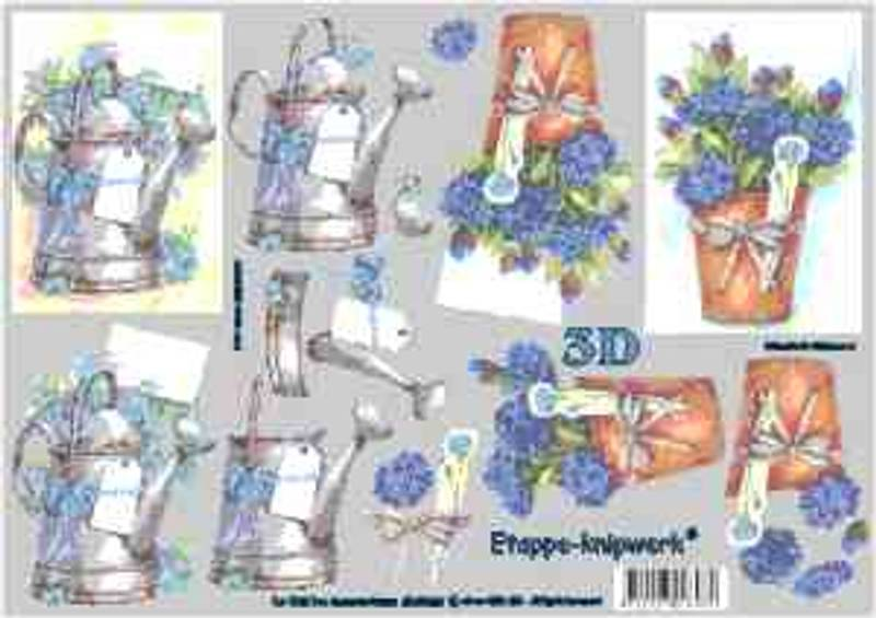 3D ark - Hage